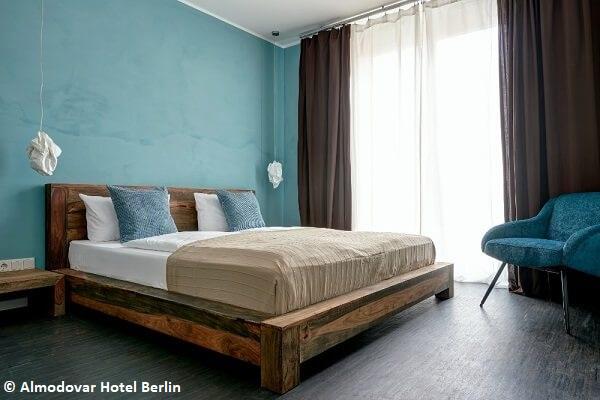 Top Bio Hotel Berlin Almodovar