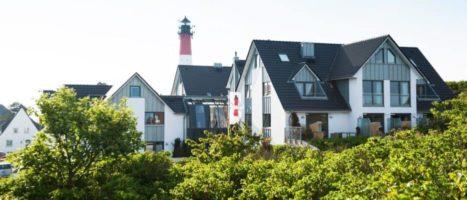 Öko Hotel an der Nordsee