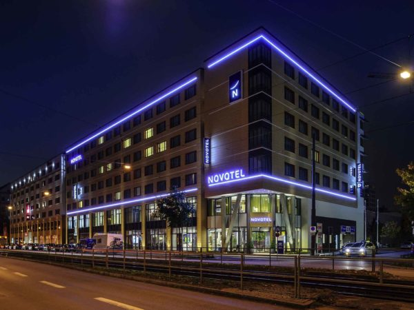 Bio Hotels München Novotel Munchen City Arnulfpark
