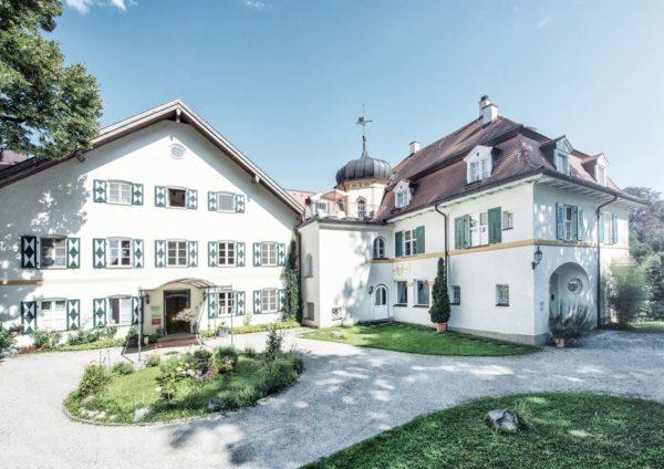 Bio Hotel Schlossgut Oberambach