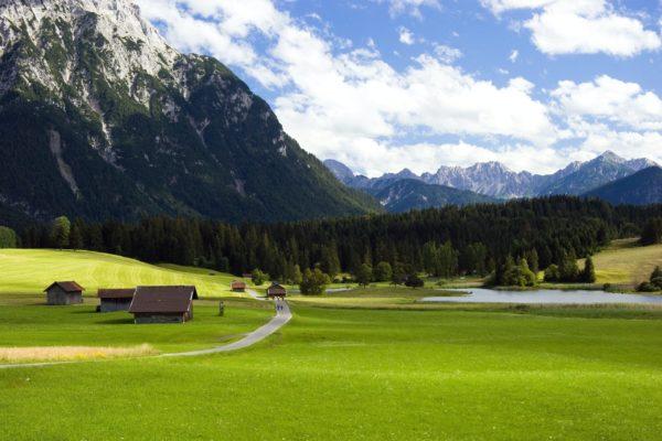 Öko Bauernhöfe in Bayern