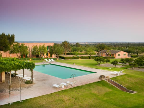 son bernadinet Bio Hotel Mallorca